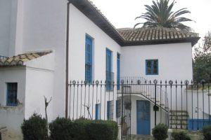 Casa Manuel de Falla (Calle de Antequeruela Alta, 11)