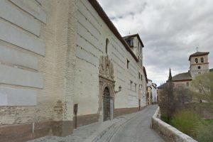 Convento de Santa Catalina de Zafra (Carrera del Darro, 39)