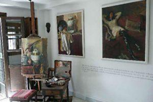 Casa Museo de Max Moreau ó Carmen de los Geranios (Camino Nuevo de San Nicolás, 12)