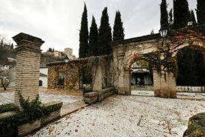 Palacio de los Córdova ( Cuesta del Chapiz, 2-4)