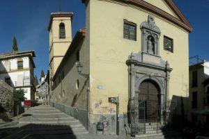 Placeta y Cuesta de San Gregorio