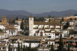 Plaza - Iglesia de San Nicolás