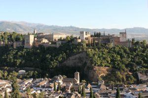 Vistas desde el Mirador de San Nicolás
