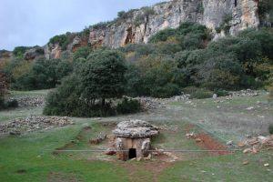Conjunto Megalítico La Peña de los Gitanos (Montefrío)