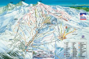 Sierra Nevada (Europe's most southerly ski resort)
