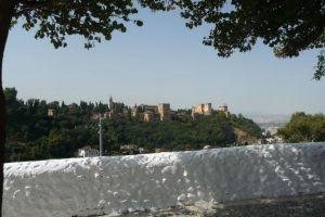 Mirador de la vereda de Enmedio (Sacromonte)