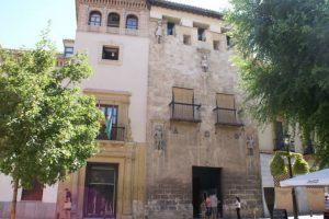 Museo Casa de los Tiros (Calle Pavaneras, 19)