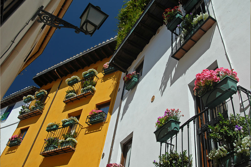 Executive ba era y vista alhambra for Baneras vistas
